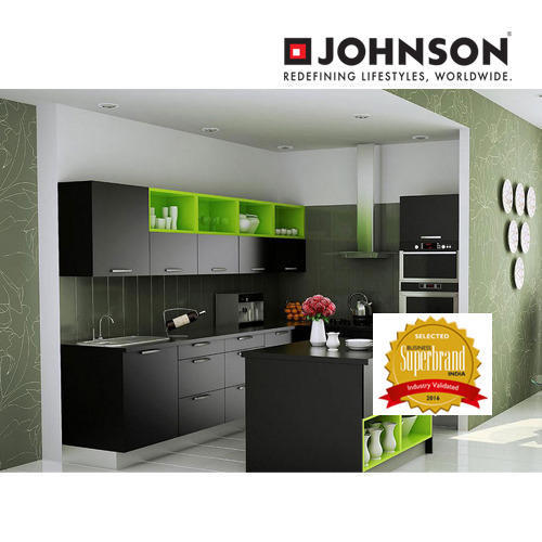 Indian Kitchens Modular Kitchens: Small Indian Modular Kitchens
