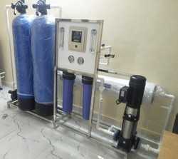 Semi-Automatic 5 Industrial RO Plant, 1, 500-1000 (Litre/hour)