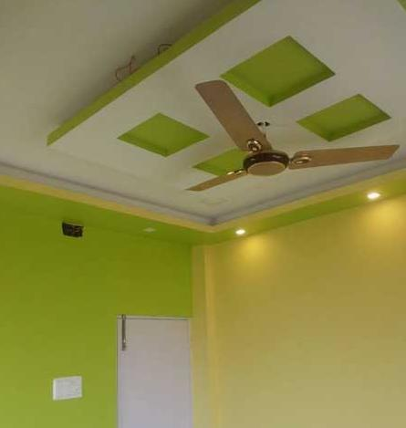 Plaster Of Paris False Ceiling