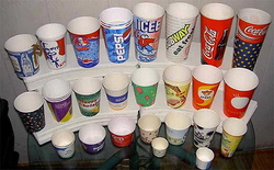 Coated Paper Cups