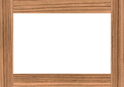Plain Wooden Frame Gajanand Timber Traders Manufacturer in