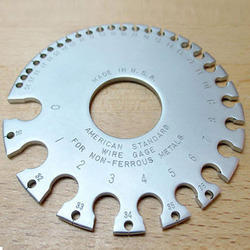Ss wire gauge ss wire gage manufacturers suppliers wire gauges greentooth Image collections