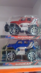 Plastic Car Toys
