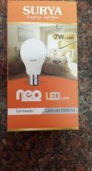 LED Bulb, Base Type: B22