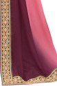 Pink & Purple Saree