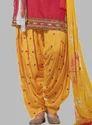 Unstitched Designer Patiala Suit