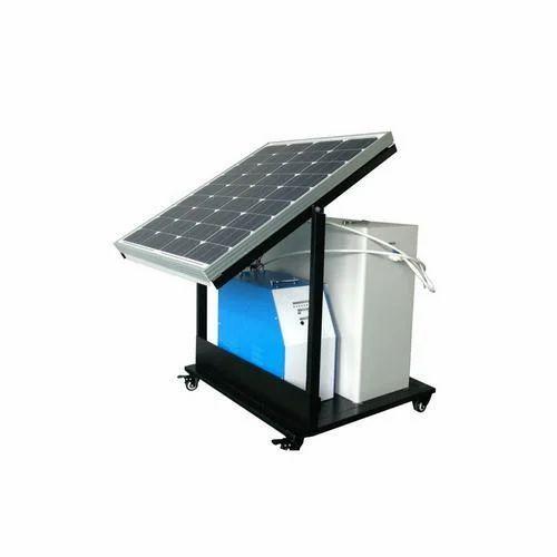 Solar RO Water Purifier, सौर जल शोधक - Crown Solar Power Systems, Chennai |  ID: 14044818233