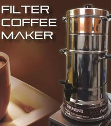 Electric Espresso Coffee Maker