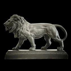 FRP Lion Artefact
