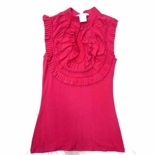 Ladies Fancy T-Shirt At Rs 250Piece  Women T-Shirts -2607
