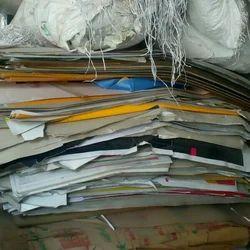 Box Paper Scrap