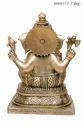 Brass Statue Ganesha Statue