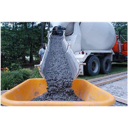 Ready Mix Concrete, For Industrial
