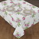 Rose Table Cloth