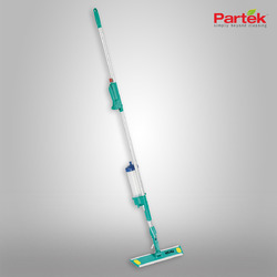 Green Partek Joy Mop with Inbuilt Solution Tank