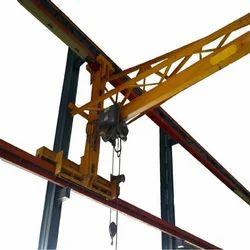 Mono Rail Jib Crane