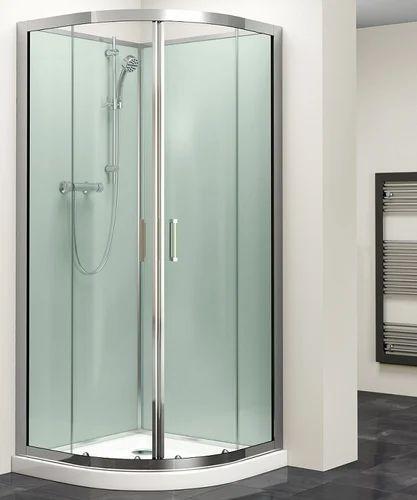 Toughen Glass Bathroom Shower Cabin