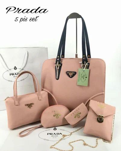 721a89ce440c4 Prada Ladies Hand Bags at Rs 1400  pair