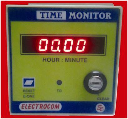 Hour Meter Time Totalizer   Electrocom Software Private