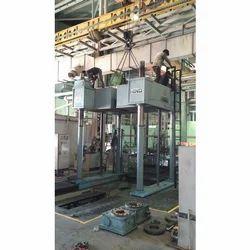 Hydraulic Machines Repairing