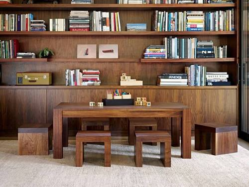 larger view furniture portfolio table library image desk spindle ormes items