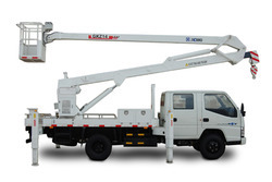 Truck Mounted Cherry Pickers