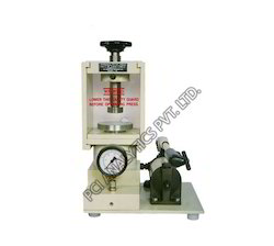 Hydraulic Press For FTIR