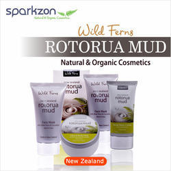 Organic Cosmetics Mud Mask
