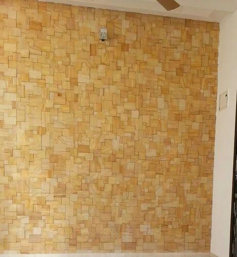 Yellow Sandstone Roman Mosaic Tiles At Rs 125 Square Feet Tehsil
