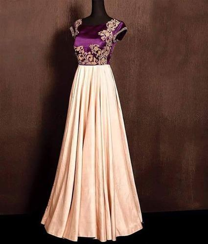 Designer party wear Gown - Designer Gown Manufacturer from Hyderabad 561c2e5e7