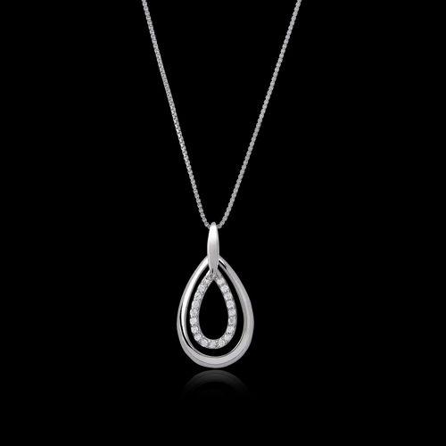 Fancy ladys sterling silver pendant pear shaped pendant at rs 1056 fancy lady s sterling silver pendant pear shaped pendant aloadofball Image collections