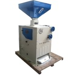 Mini Rubber Roll Sheller With Aspirator