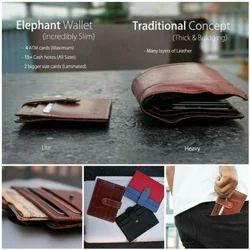 Italian Standard Leather Wallet