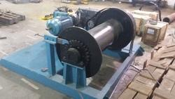 Heavy Duty Winch Machine