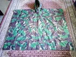 Raincoat Poncho