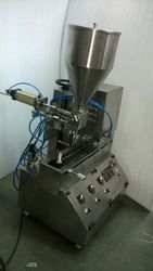 Mini Tube Filling And Sealing Machine