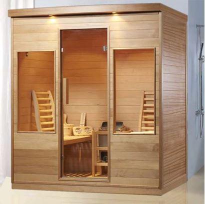 Serene 175x120x210 Sauna Cabinet - Jaquar, New Delhi   ID: 13344553412