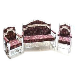 Stainless Steel Sofa Set In Ahmedabad Gujarat India