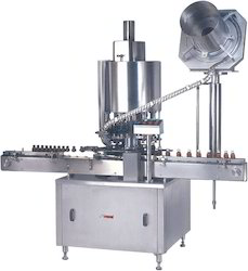 Semi Automatic Single Head ROPP Capping Machine