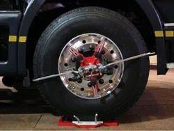 Truck Wheel Alignment Service