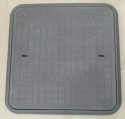 FRP Grey Sump Covers, Thickness: 5.5 mm, Weight: 15 Kg