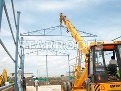 Best Metal Roofing Factory Sheds