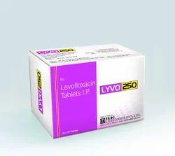 Levofloxacin 250 mg. Tablets
