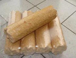 Pine Wood Briquettes