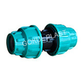 GOKUL HDPE Coupler, Size: 20MM TO 110MM, for hdpe pipee coupleer