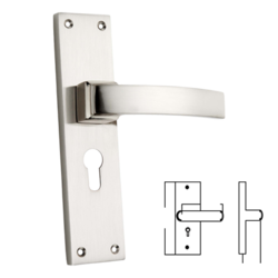 Zinc Mortise Handle CY KY