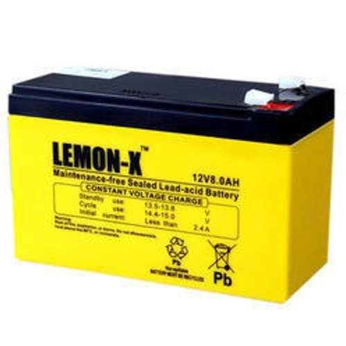 Lemon X E Rickshaw Battery, Voltage: 12 V