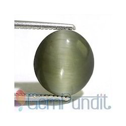 3.96 Carats Cats Eye Quartz