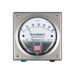GI Magnehelic Gauge Box