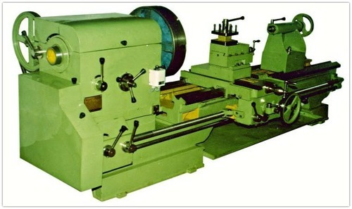 Semi-Automatic Lathe Machine, >1500, 0-500 rpm